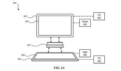 苹果曝光新专利 两台iPad通过配件可连接在一起!