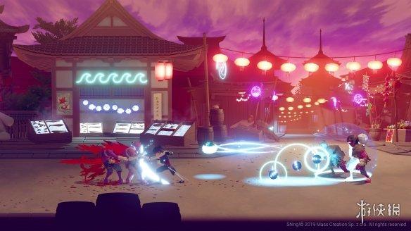 横版动作游戏《Shing!》支持简中 将于8月28日发售
