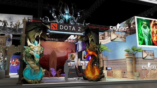 CJ20:玩家盛会 DOTA2将参展第十八届ChinaJoy!