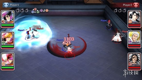 3D动作游戏《死神Brave Souls》将于今夏登陆Steam!