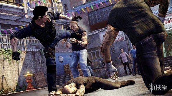 香港GTA《热血无赖》限时折扣 展现黑白两道热血无赖