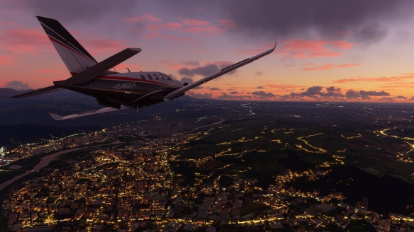 《微软模拟飞行》大小为127GB!你的网速顶得住吗?
