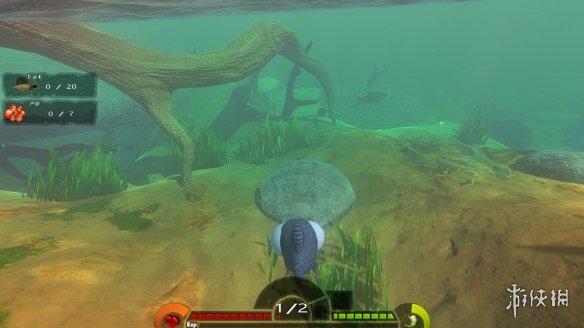 动作游戏《海底大猎杀》1.2完整汉化补丁下载发布!