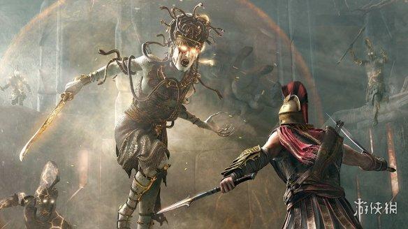 《渡神纪:芬尼斯崛起》灵感来自《奥德赛》的一个Bug
