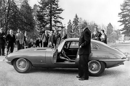 """被誉为""""最漂亮的汽车""""!捷豹推E-Type60周年纪念版"""