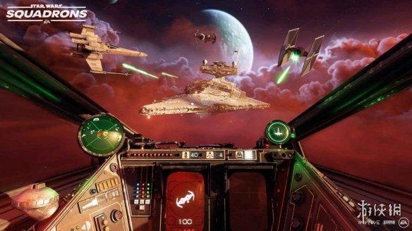 星球大战战机中队飞行员简报船舰元件简介教你定制战机
