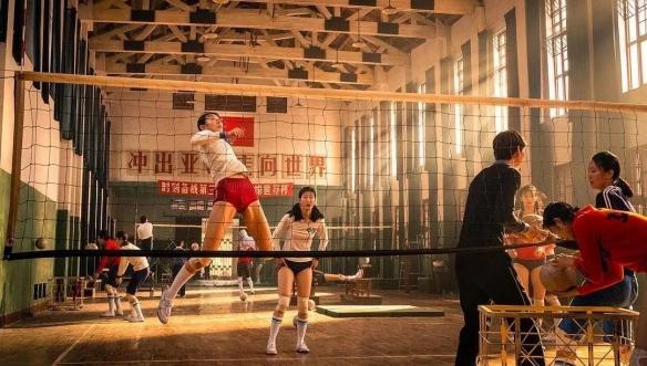 杀入国庆档!《夺冠》正式确定将于9月30日全国上映