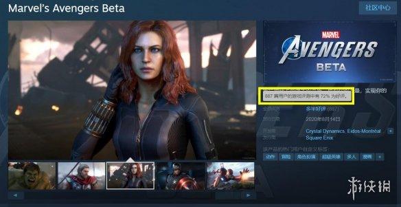 《漫威复联》Beta版Steam好评72%:网络与优化太差!