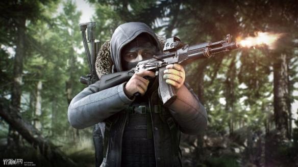 《逃离塔科夫》开发者:游戏正式版将登陆Steam平台