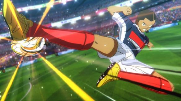 《足球小将》首个更新公布!大小1.2G优化动作稳定性