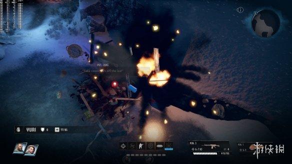 《废土3》4K高清截图发布 要是加入光追将更完美!