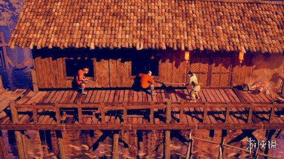 《少林九武猴》游戏演示预告片 致敬70年代国产功夫片