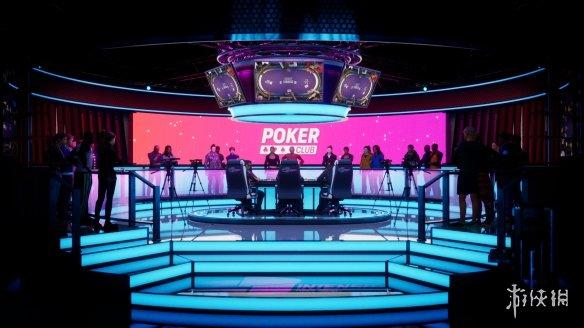 史上最逼真德州扑克游戏《扑克牌俱乐部》 支持4K光追