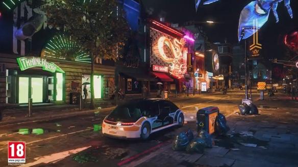 """《看门狗:军团》发布""""欢迎来到伦敦""""光追预告片"""
