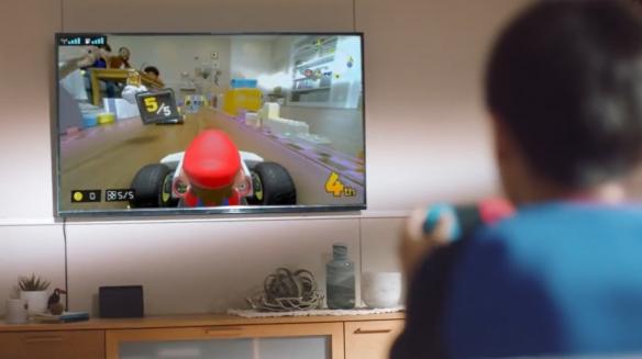 《马里奥赛车 Live:家庭巡回赛》公布 10月16日发售