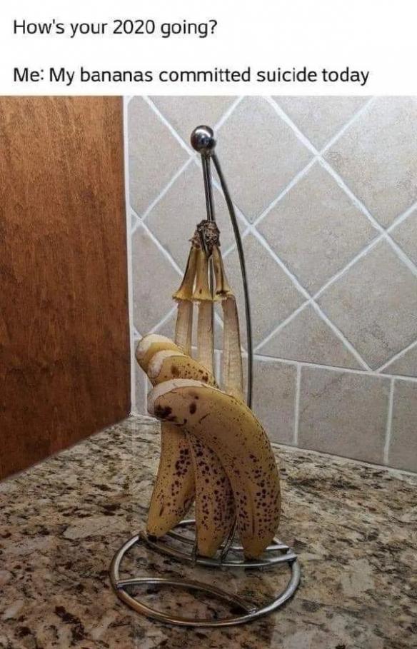 隔着屏幕都闻到了一股洗洁精的味道 囧图 香蕉人的末日