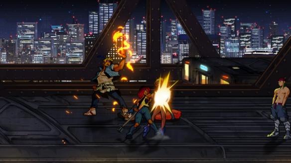《怒之铁拳4》下载量突破150万份!平衡性补丁发布