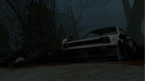 《求生之路2》大型DLC最新预告!消防斧肢解僵尸