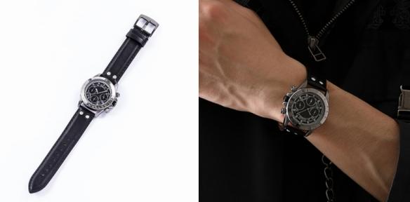 《尼尔》10周年纪念腕表 4大主角款式新颖酷炫实用