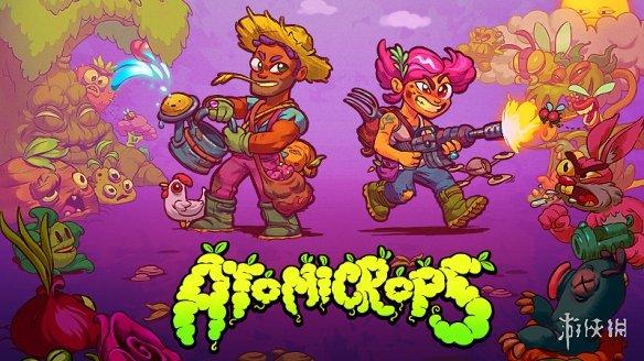 """""""辐射谷物语""""《Atomicrops》即将登陆Steam!"""