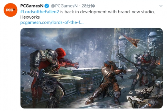 历经坎坷!ARPG《堕落之王2》终于确定新的开发团队