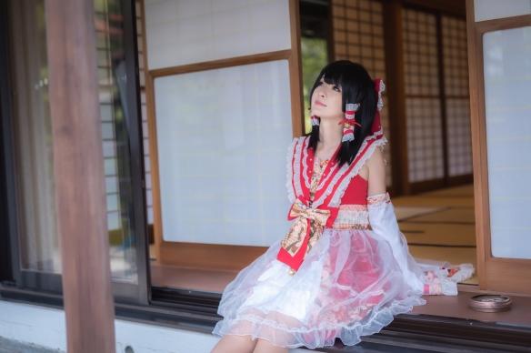 风格百变的可人美少女Coser 11区模特amimu美图赏