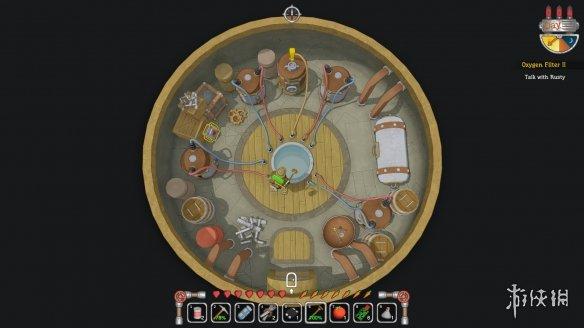 蒸汽朋克风生存冒险《Scrapnaut》序章Steam免费玩!