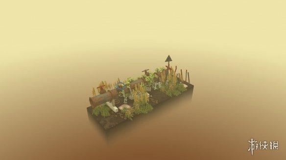 唯美沙盒游戏新作《云端花园》开启Steam抢先体验!