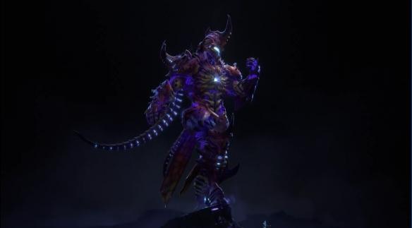 PS5动作游戏《众神陨落》新板甲!圣甲虫战甲亮相