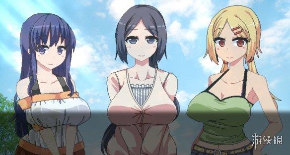 绅士佳作《夏日狂想曲》DLC上架Steam 寒假版开发中