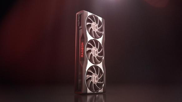 AMD正式公布RX 6000系列显卡外观 正面三风扇设计