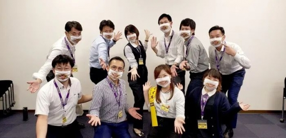 堪称沙雕发明大赏!通过口罩见识到了日本人的脑洞