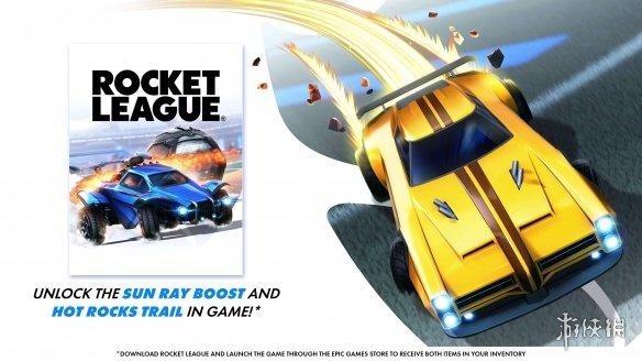 《火箭联盟》即将免费登Epic 下载即得10美元优惠券!