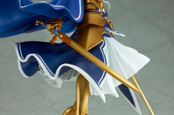 《刀剑神域WoU》爱丽丝手办赏 整合骑士气势磅礴!