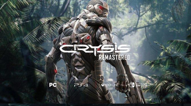 孤岛危机:重制版/Crysis Remastered