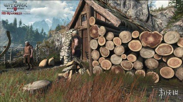 《巫师3》超强画质升级mod12.0终极版发布 效果显著!