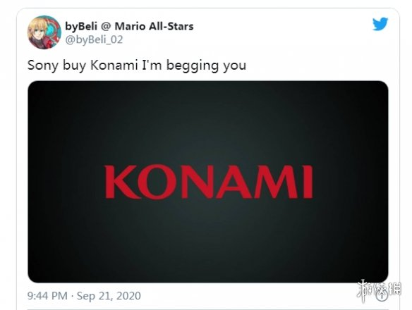 让索尼收购科乐美!粉丝希望以此回应微软收购B社