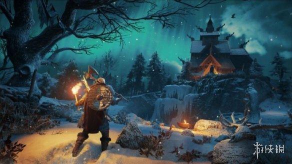 育碧确认PS5/XSX《刺客:英灵殿》均可达到4K/60帧