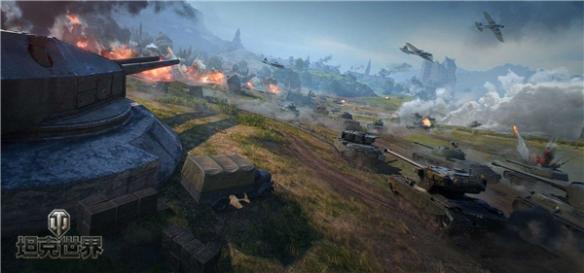 30V30激战诺曼底 《坦克世界》前线模式一触即发