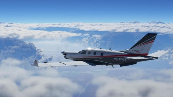 开发商宣布《微软飞行模拟》PC版实际销量突破百万套