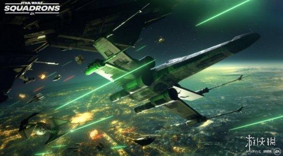 外媒测试后证实 《星球大战:战机中队》采用了D加密