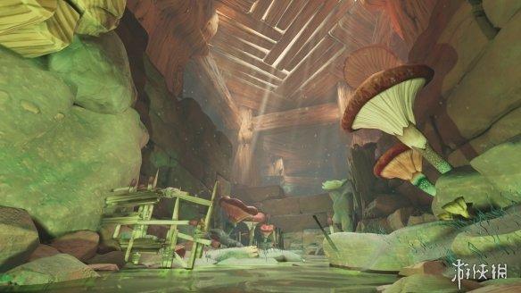 奇幻冒险游戏《变形记》Steam史低特惠:支持简中!