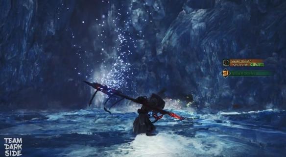 《怪猎:冰原》高能场面大合集 大佬们对敌各显神通