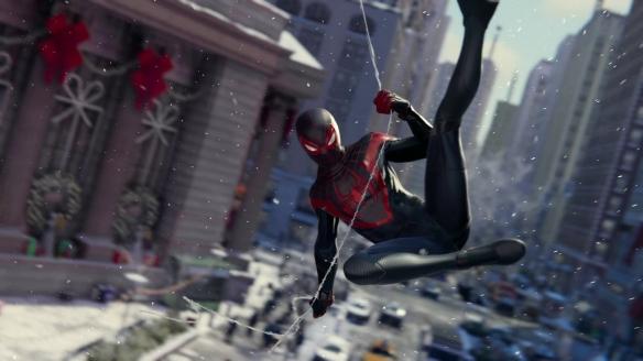 PS5手柄触觉反馈细节:增强蜘蛛侠、恶魂重制沉浸感