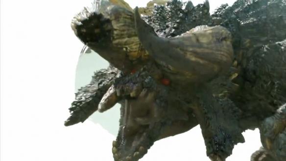 《怪物猎人》电影新片段:托尼贾神兵天降,一箭制敌!