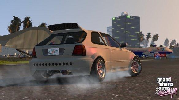 回忆经典!粉丝自制《GTA:罪恶都市》重制版截图