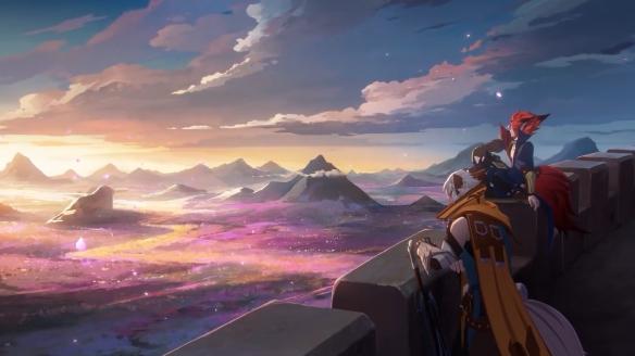 《王者荣耀》五周年登陆动画公开!预热活动已经开启