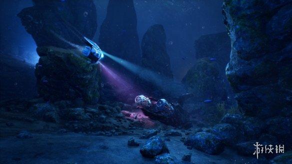 经典潜艇射击游戏回归!《未来水世界》明日登Steam