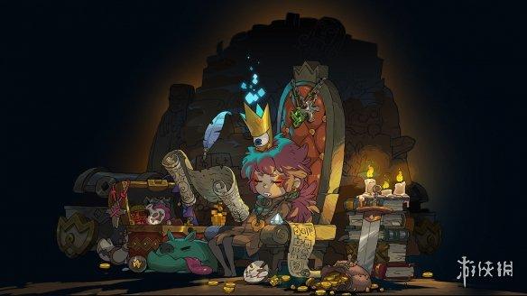 NExT Studios的惊喜梦境《不思议的皇冠》正式上架!