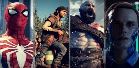 索尼多款第一方PS4游戏突然更新 或将共同迈向次世代